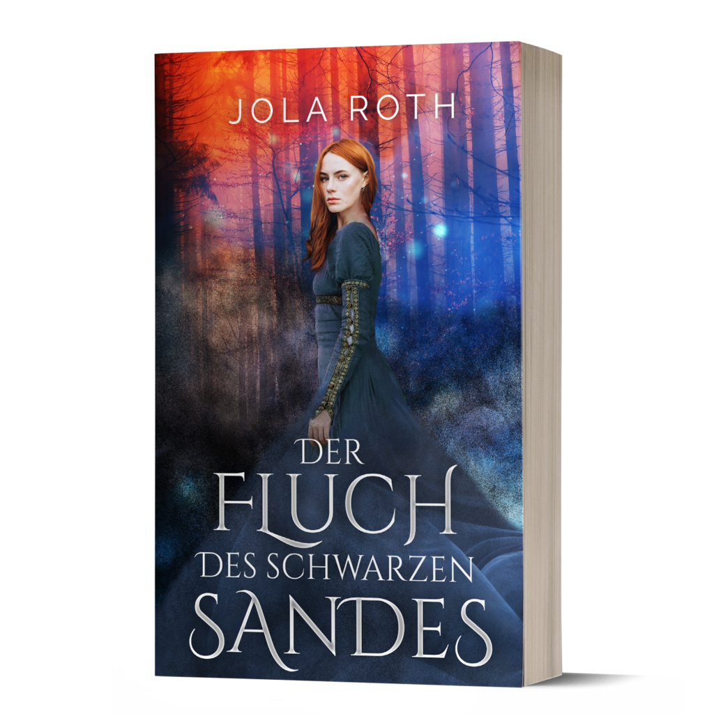 Cover, Fluch des schwarzen Sandes, Jola Roth