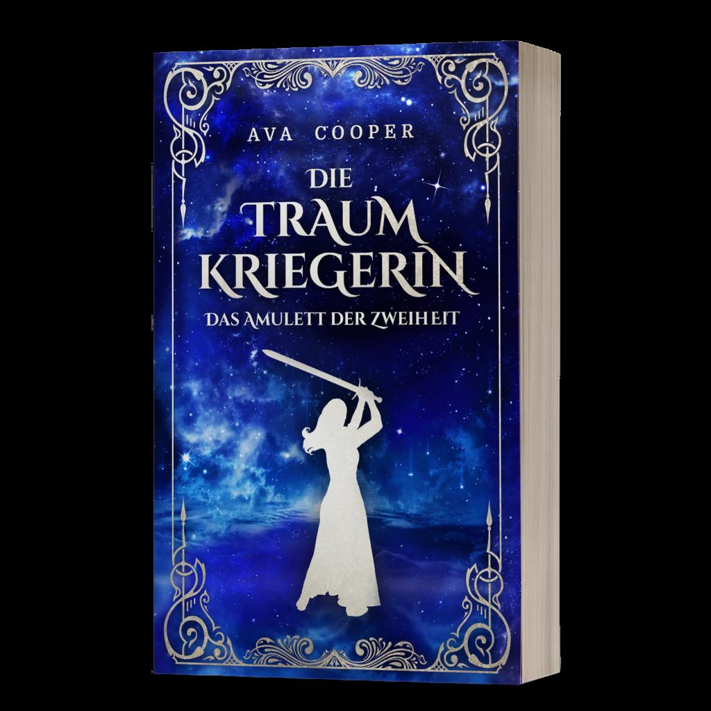 Cover, Die Traumkriegerin, Ava Cooper